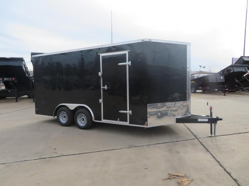 2020 Lark 8.5 x 16 Enclosed Cargo Trailer