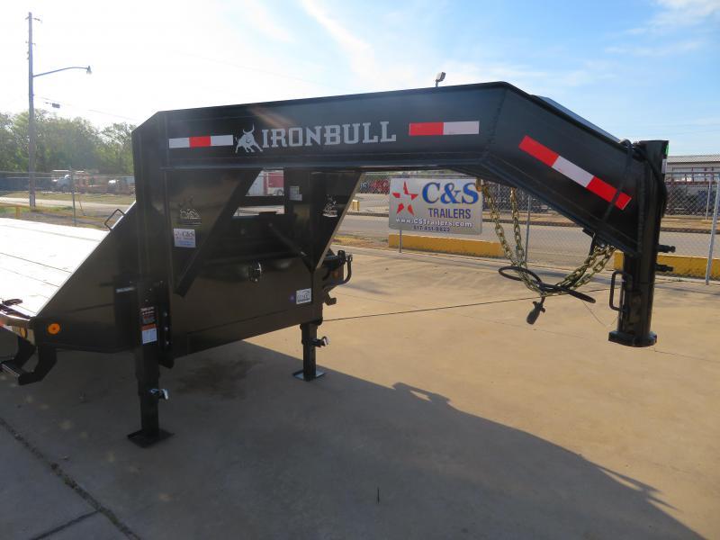 2019 Iron Bull 102 X 40 Equipment Trailer