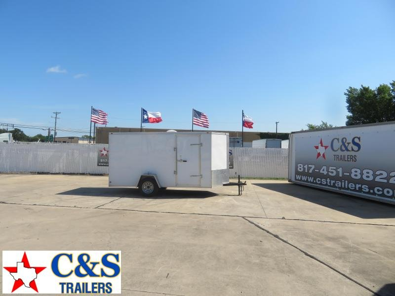 2018 Other 6 x 12 Enclosed Cargo Trailer