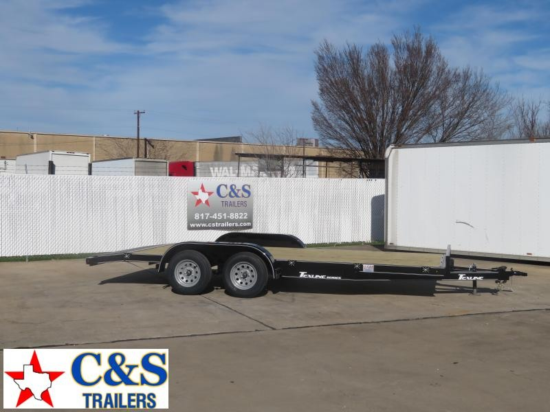2020 TexLine 83 X 18 Car / Racing Trailer