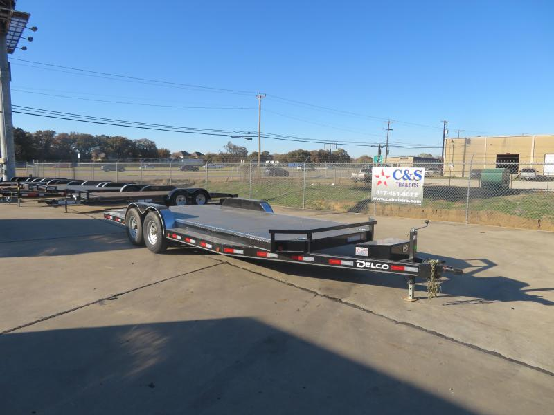 2020 Delco Trailers 83 x 20 Car / Racing Trailer