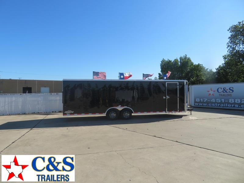 2020 Cargo Craft 8.5 X 31 Enclosed Cargo Trailer