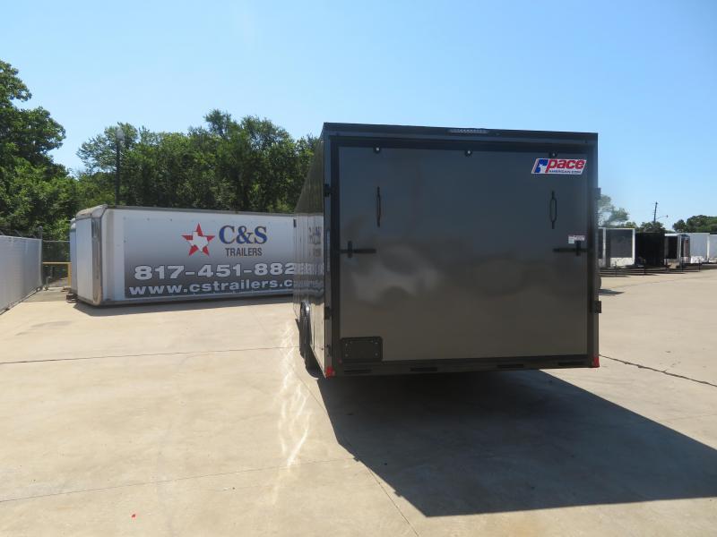 2020 Cargo Craft 8.5 X 24 Enclosed Cargo Trailer