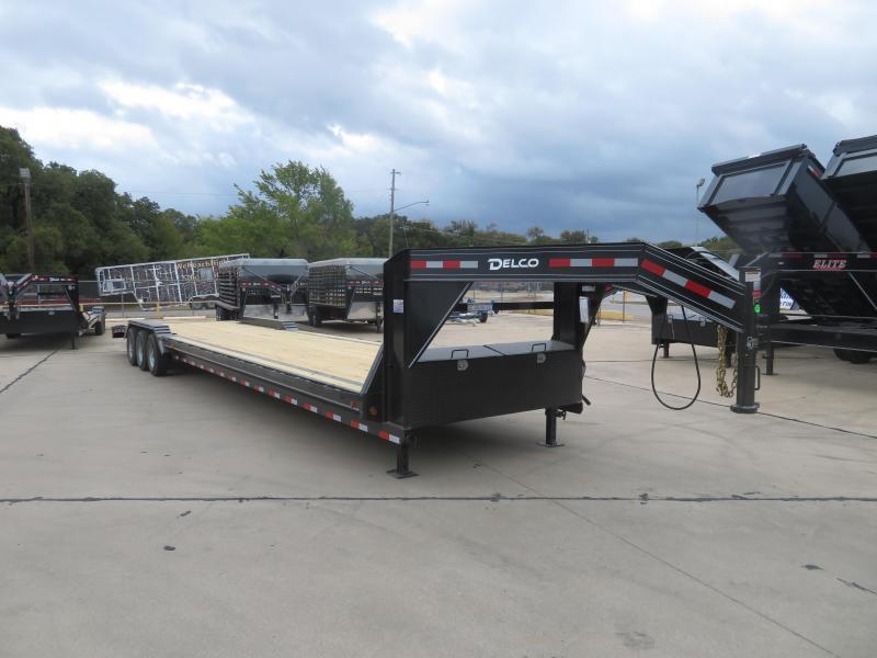 2020 Delco Trailers 102 X 40 Equipment Trailer