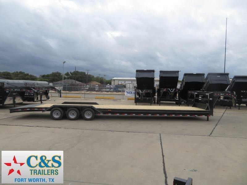 2020 Delco Trailers 102 X 40 Equipment Trailer