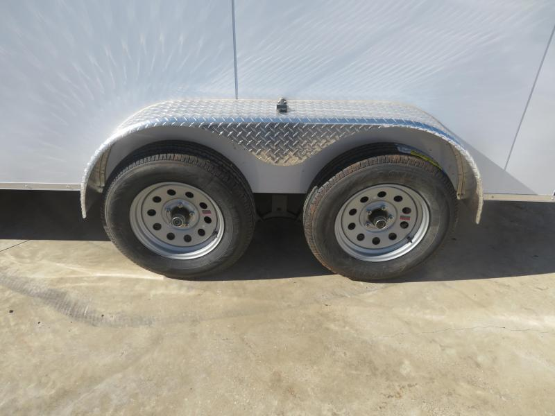 2020 Pace American 7 x 14 Enclosed Cargo Trailer