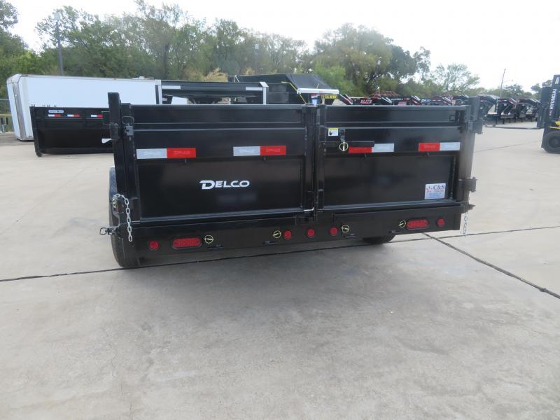 2020 Delco Trailers 83 x 16 Dump Trailer