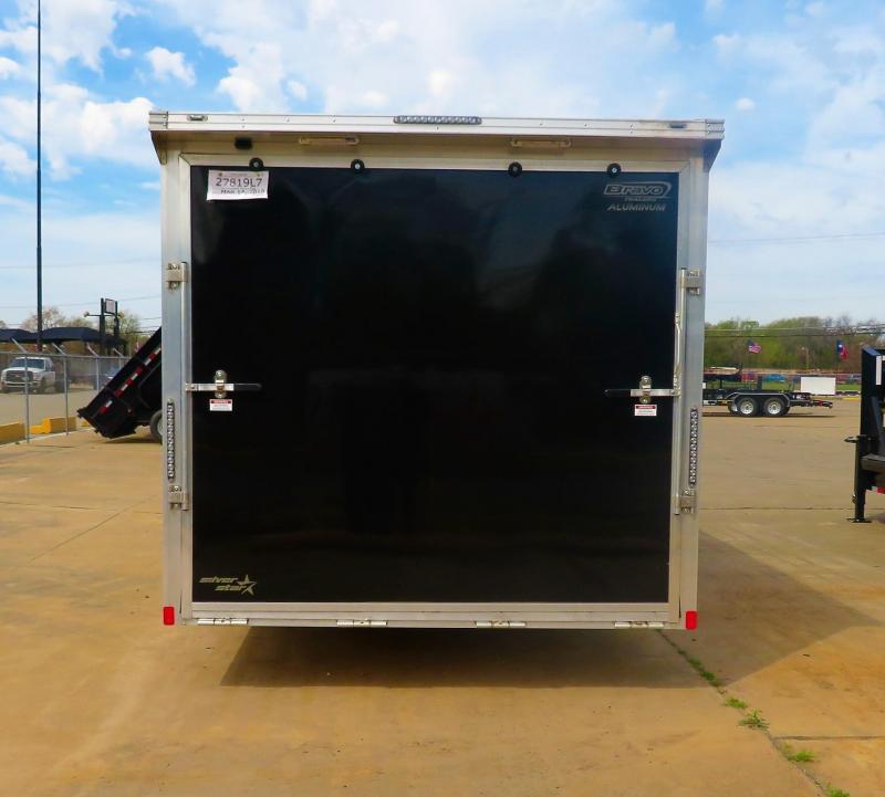 2019 Bravo Trailers 102 x 28 Enclosed Cargo Trailer