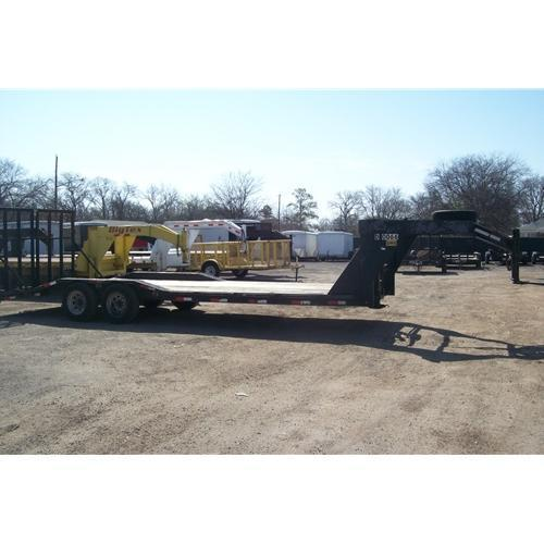 Rental 18 - Big Tex LOW BOY 96 x 20+4