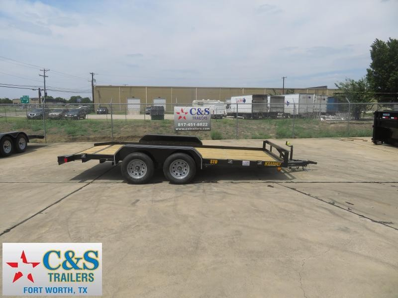 2019 Kearney 83 x 16 Car / Racing Trailer