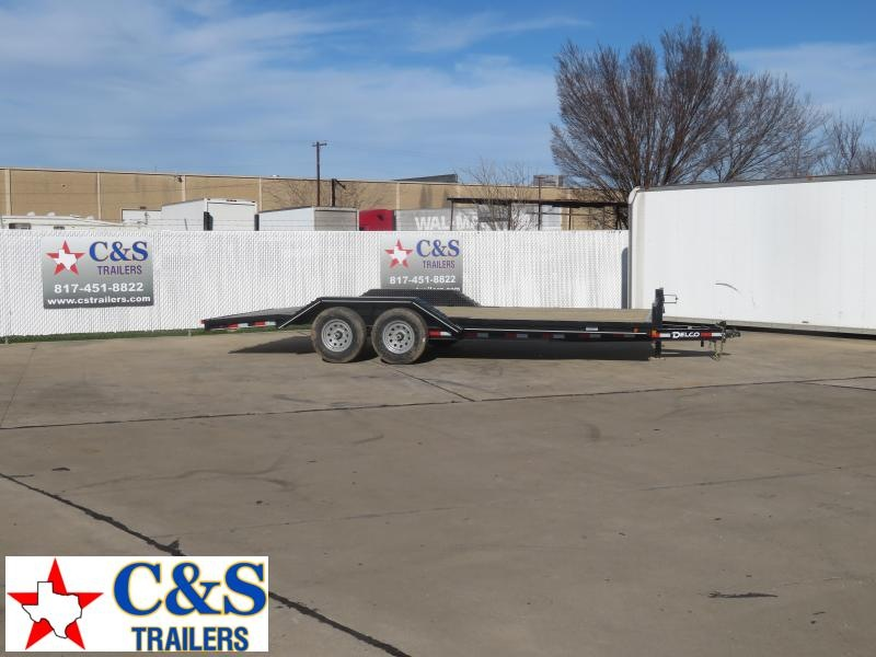 2020 Delco Trailers 102 x 20 Car / Racing Trailer
