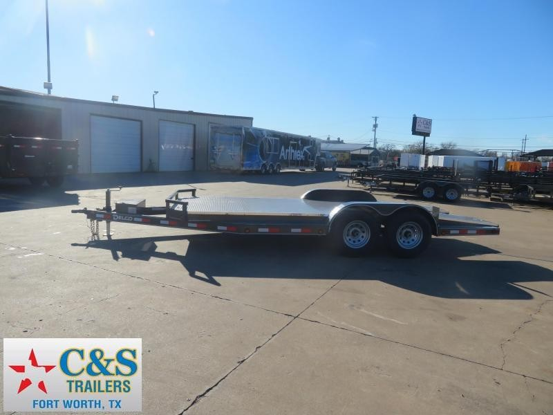 2020 Delco Trailers 83 X 18 Car / Racing Trailer
