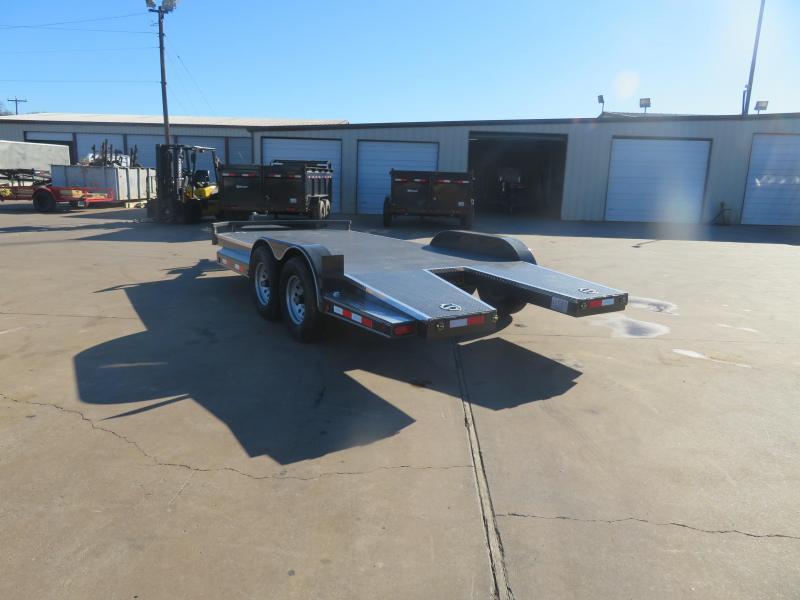 2020 Delco Trailers 83 X 18 Car / Racing Trailer