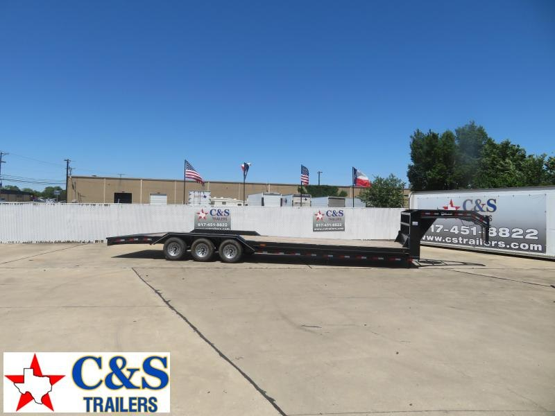 2020 Delco Trailers 102 x 32 Equipment Trailer