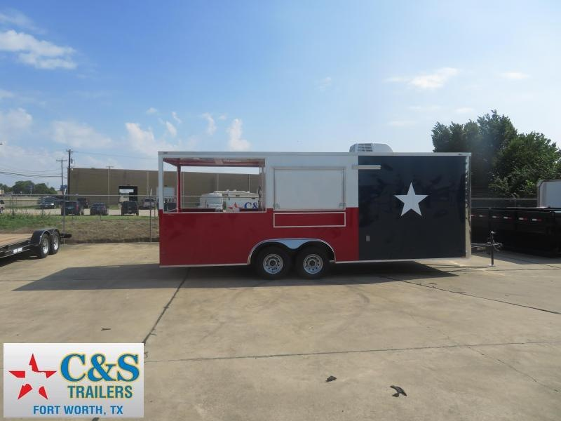 2019 Lark 8.5 x 22 Vending / Concession Trailer