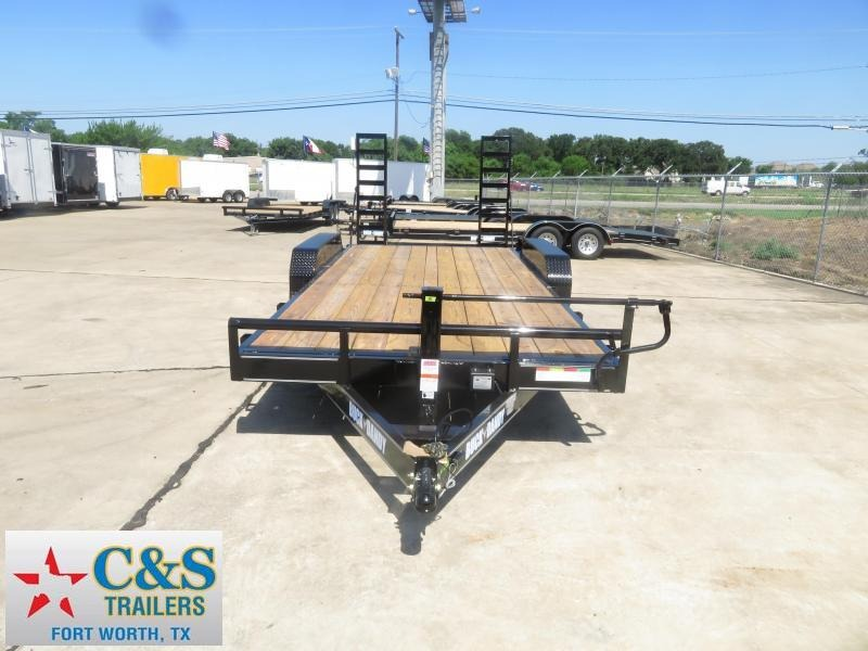 2019 Buck Dandy 83 x 18 Equipment Trailer