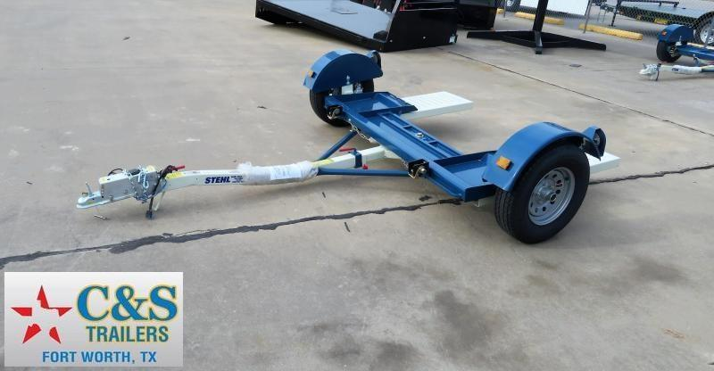 2019 Stehl Tow Dolly