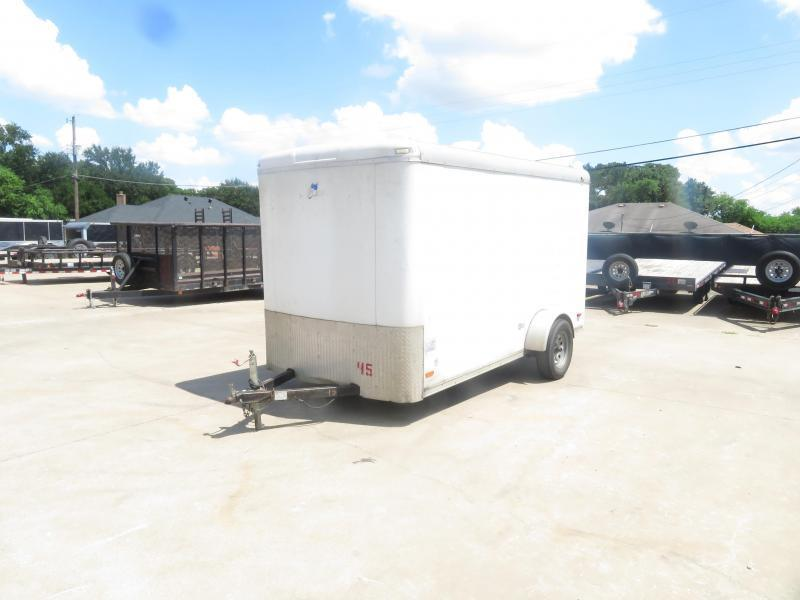 Rental 45 - Pace American 6 x 12' Enclosed Cargo Trailer