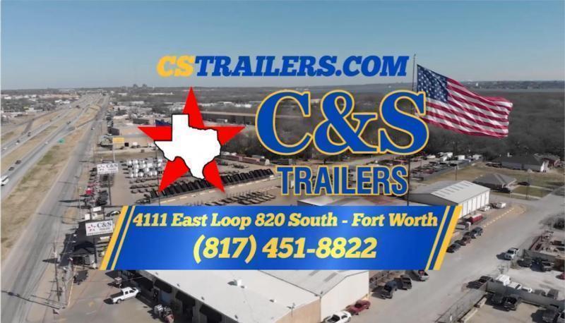 Rental 19 - C & S 5' x 8' Utility Trailer