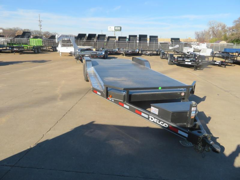 2020 Delco Trailers 83 x 22 Car / Racing Trailer