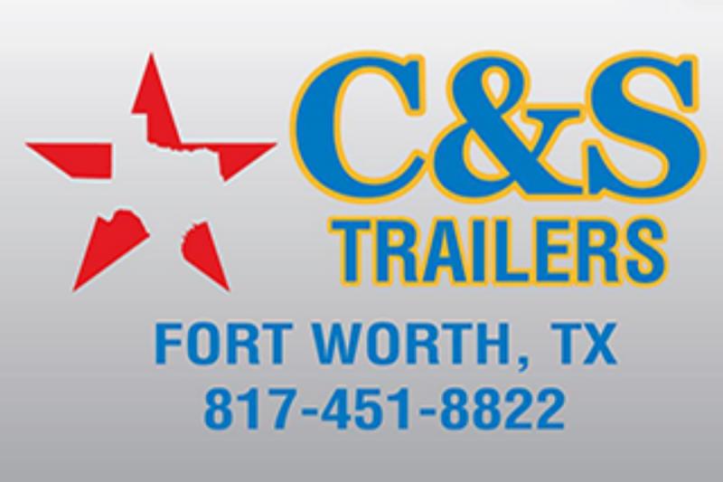 Rental 73 - 2015 C&S Car Hauler Car / Racing Trailer