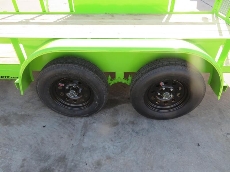 2020 TexLine 77 x 14 Utility Trailer