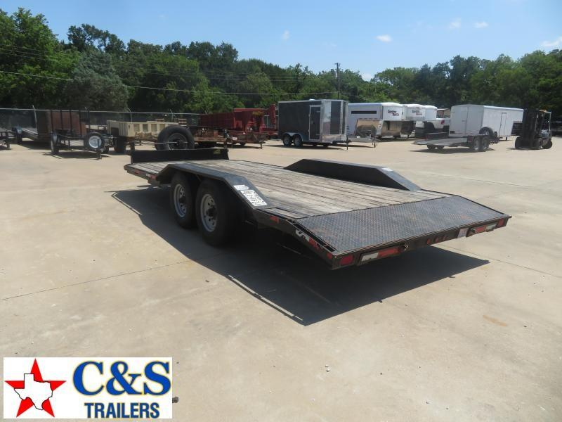 Rental 73 - 2015 C&S Car Hauler Car / Racing Trailer