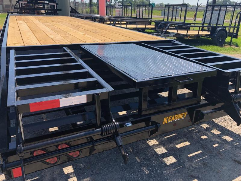 2019 Kearney 102 x 30 Equipment Trailer