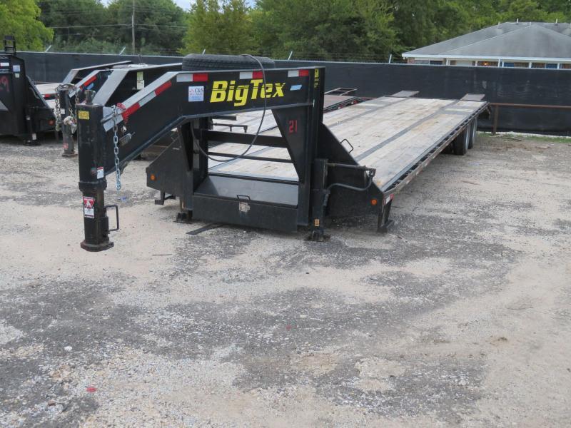 "Rental 21 - Big Tex 96"" x 35' + 5' Trailer"