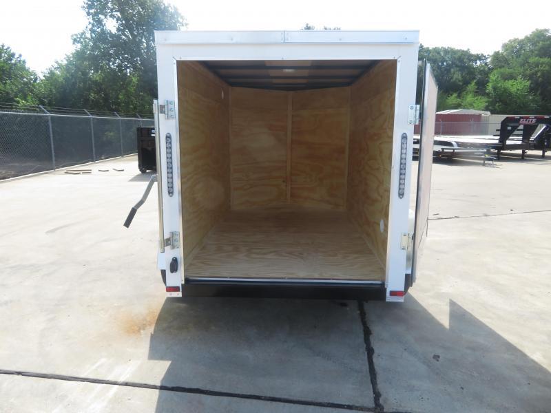 2019 Lark 5 x 8 SA Enclosed Cargo Trailer