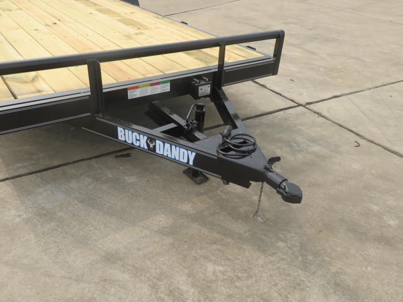 2019 Buck Dandy 83 x 20 Utility Trailer