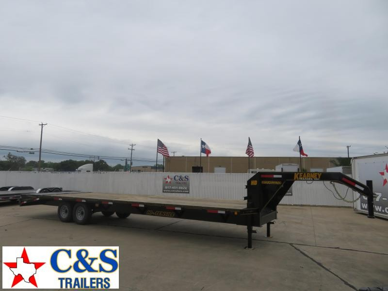2020 Kearney 102 x 30 Equipment Trailer