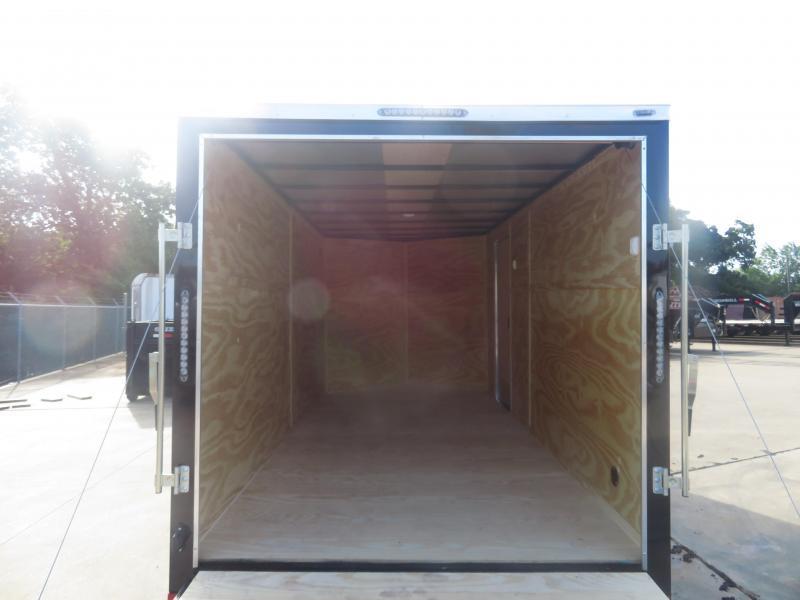 2019 Lark Enclosed Cargo Trailer