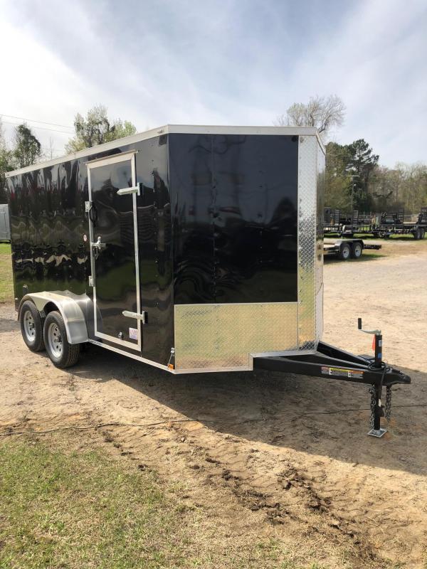 2019 Lark 7x14 BPTA Enclosed Cargo Trailer