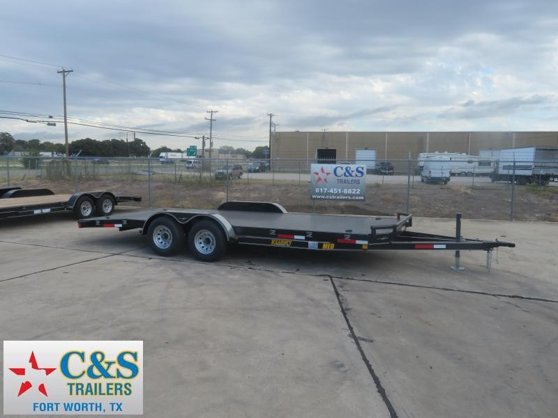 2019 Kearney 83 x 20 Car / Racing Trailer