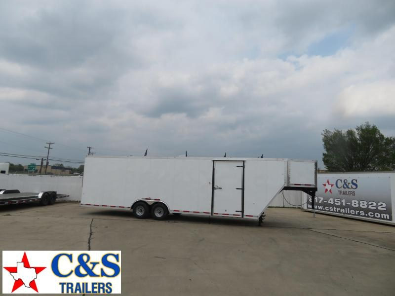 2020 Cargo Craft 8.5 x 36 Enclosed Cargo Trailer