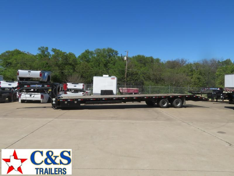 2013 Load Trail 102 x 40 Flatbed Trailer