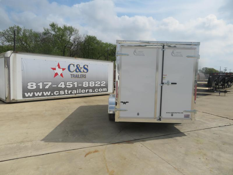 2020 Cargo Craft 7x 16 Enclosed Cargo Trailer