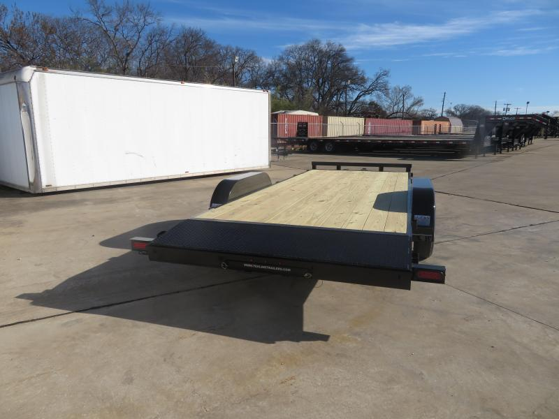 2020 TexLine 83 x 20 Car / Racing Trailer
