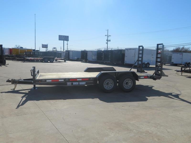2020 Buck Dandy 83 x 18 Equipment Trailer