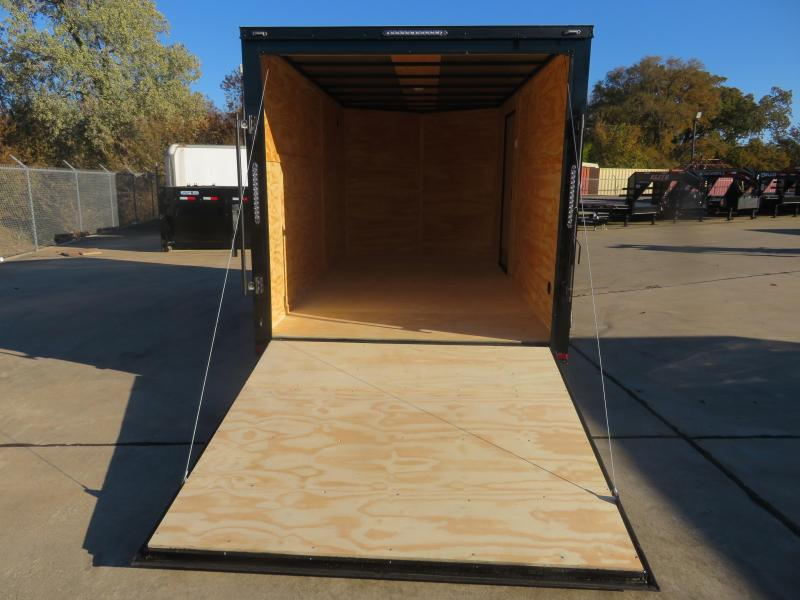 2020 Lark 7 x 14 Enclosed Cargo Trailer