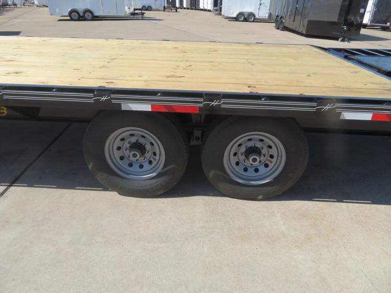 2020 Kearney 102 X 25 Flatbed Trailer