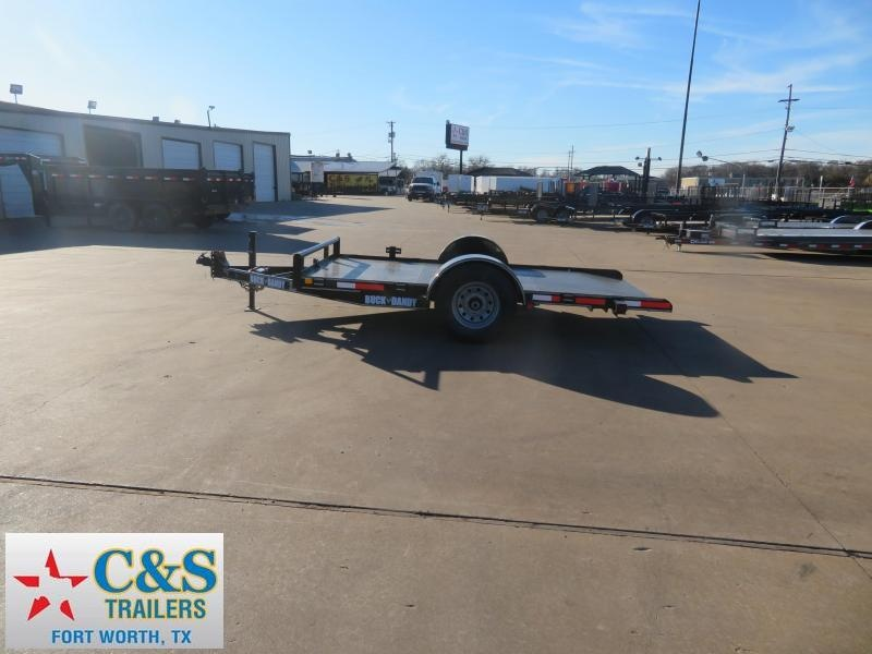 2020 Buck Dandy 5 X 12 Equipment Trailer