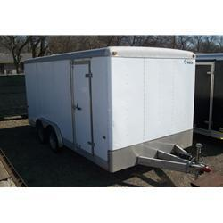Rental 33 - Wells Cargo 18' Enclosed Cargo Trailer