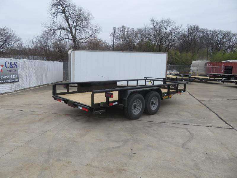 2020 Kearney 82 x 16 Utility Trailer
