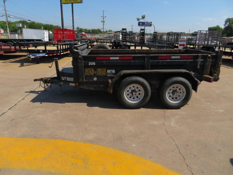 Rental 56 - Load Trail 5' x 10' Dump Trailer