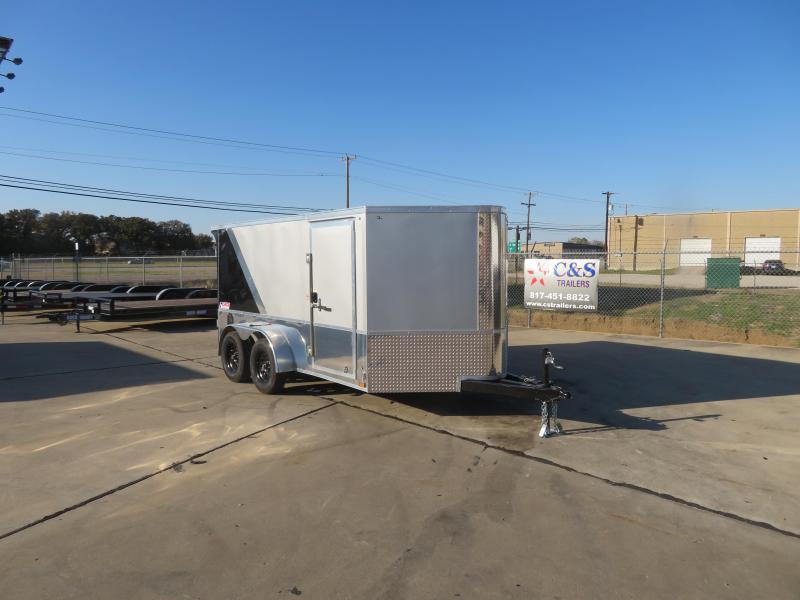 2020 Pace American 7 x 12 Motorcycle Trailer