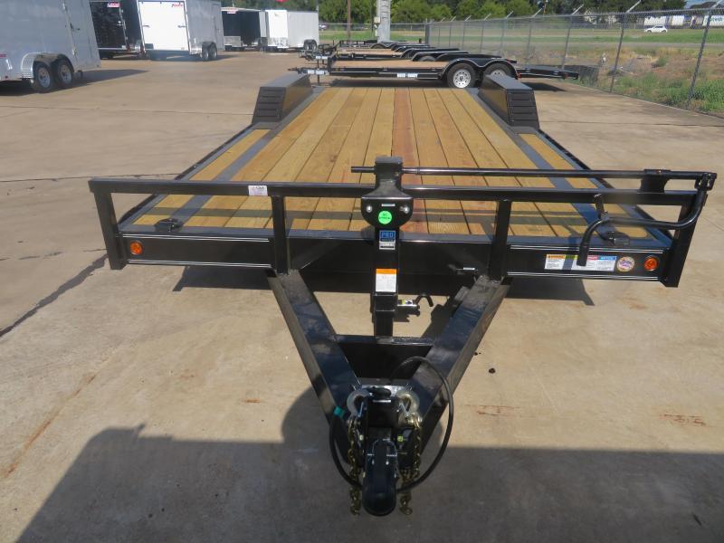 2020 Delco Trailers 102 X 20 Equipment Trailer