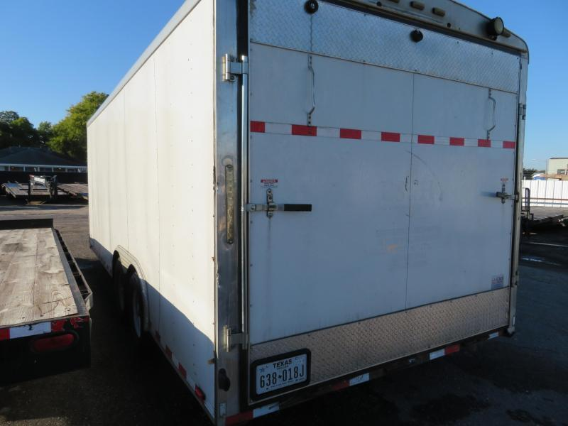 Rental 17 - Forest River 8.5' x 20' Car Hauler