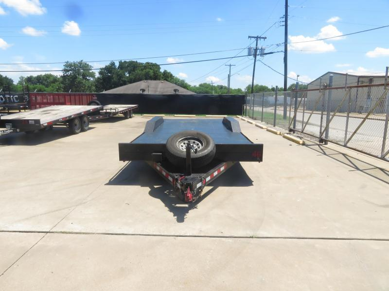 Rental 46 - 22' Steel Floor Car Hauler